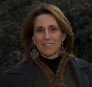 Estela Moyano- Author of the article