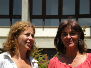 Francoise Boch and Catherine Frier