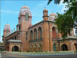 University of Chennai, Madras, India