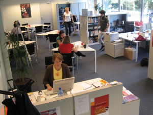 The Writing Centre at Radboud University Nijmgen, The Netherlands
