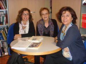 Isabel Solé, Ana Teberosky, and Montserrat Castelló