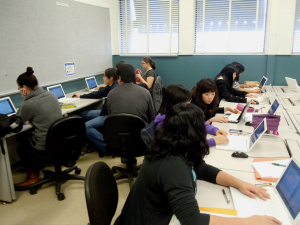 A Writing Class, UC Davis
