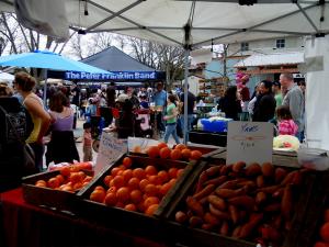 Farmer's Market, Davis